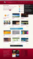 IV-design wordpress template by krike06