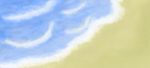 Seashore Speedpaint by Kamilla-x