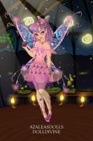 Dance of the Sugar Plum Fairy by OperaticAnimeNimue