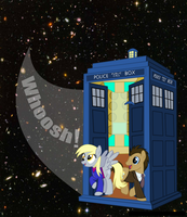 Travelling through time and space by Death-of-all