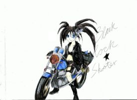 BRS Contest-On Motorcycle by Specter1997