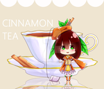 Adoptable Leccup : Cinnamon Tea [OPEN / 10 USD] by SakuRaraChan