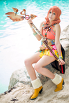 Final Fantasy XIII - Vanille 2 by KiaraBerry