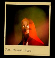 red riding hood by Toxandreev