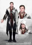 Fassbender Assassin concept by Brilcrist