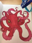 Octopus  by hanime93