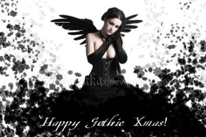 Happy Gothic Xtmas by malenkax