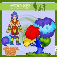 my Loo-Kee concept by OctobersDream