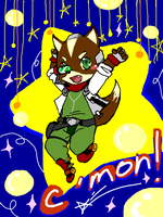 Come On, StarFox by yomigaere