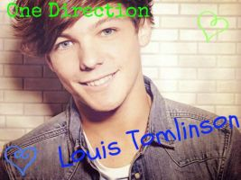 One Direction Louis Tomlinson by OneDirection37