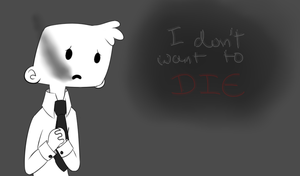 'I don't want to die' by Nomlakie