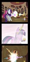 ''The element of magic''. by INVISIBLEGUY-PONYMAN