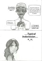 Typical Indonesian by misschocoholic