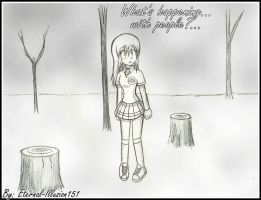Roselyn- The Sad Reallity by Eternal-Illusion151