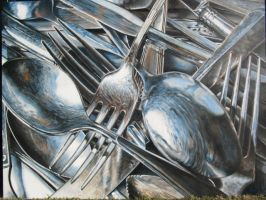 Meal Steel by Acrylicer