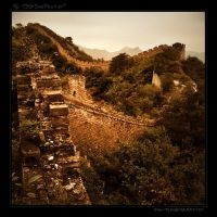 The Real Great Wall by tisbone