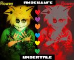 Undertale Flowey the Flower Cosplay Your Choice by YamiKlaus