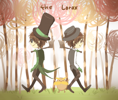 The Lorax by DevilPink