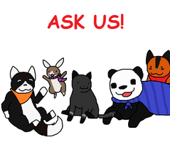 Ask us by Artist-Who-Draws