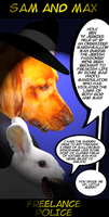 Sam and Max Photo Manipulation by CartoonistWill