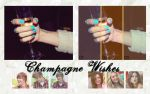 Champagne Wishes by shes-a-skeeze