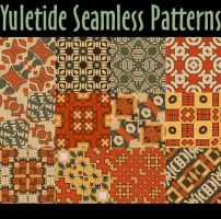 Yuletide Patterns set by lisekool