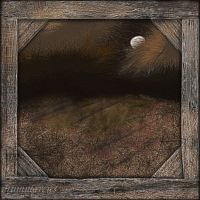 Moon Over Miwok Ridge...a hummarcus collaboration by hummbuzz