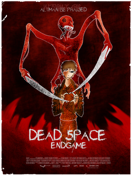 Dead Space - Endgame by Wolf-In-The-Walls