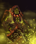 Thrall the Earthbinder by merkerinn
