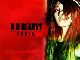 R U Ready? 2ND Yubin by nanomeow