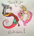 50 WATCHERS!! by ameliacostanza