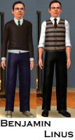 Dr. Ben Linus- Sims 3 by pudn