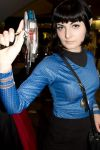 MTAC 2013 - Spockette by aXkosplay