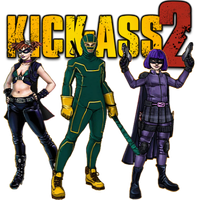 Kick-Ass 2 v3 by POOTERMAN