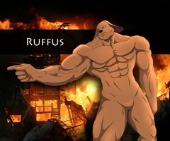 Ruffus the almighty by BourneLach