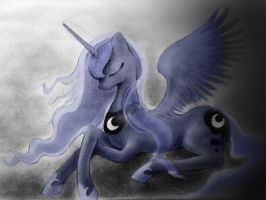 Luna by Longren