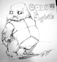 KollisionP: Squirtle by Gumbogamer