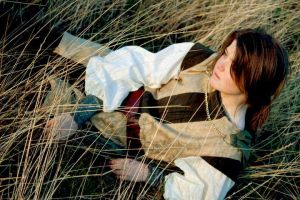 Cosplay - Lie in the Grass by satoru-13
