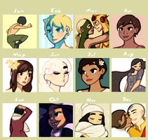 2013 art summary by White-pine