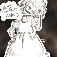 Nearly-Headless-Angiu by AiniBluebell
