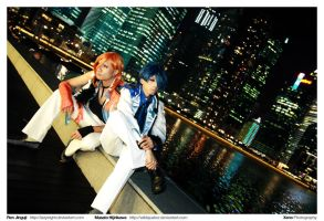 Uta no Prince Sama: Ren and Masato 1 by wildquaker