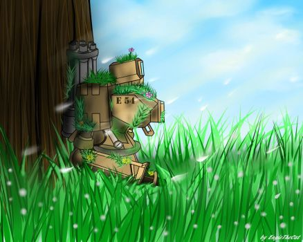 [Overwatch] - The Last Bastion by EngieTheCat