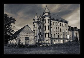 Alma College by LopiX