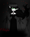 .:The Lady of The Shadows:. by PrincessSkyler
