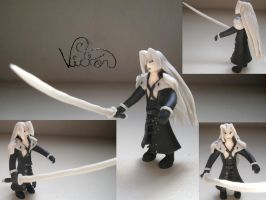 Sephiroth perfis by VictorCustomizer
