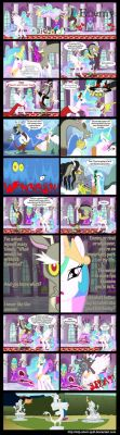 Enemy Mine by MLP-Silver-Quill