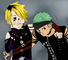 30 day OTP challenge - 15. different style by xD-ange-xD