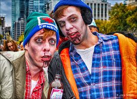True Canadian Zombies by Jack-Nobre