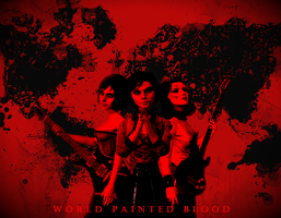 World Painted Blood by 47612784612784678128