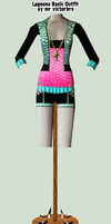 :MHS: Basic Lagoona by mrvictorbrs